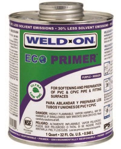 Обезжириватель Weld-On ECO Primer