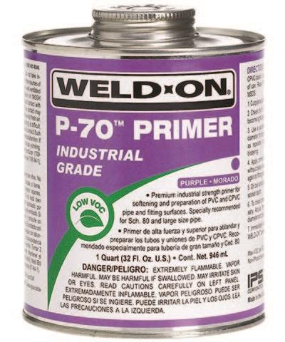 Обезжириватель Weld-On P-70 Primer